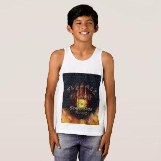 Camiseta De Tirantes 0,000 Flyball Flamz: ¡Es una cosa del perro del