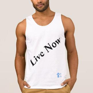 Camiseta De Tirantes Ahora viva