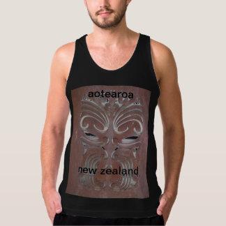 Camiseta De Tirantes aotearoa maorí Nueva Zelanda