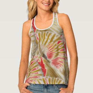 Camiseta De Tirantes Arte abstracto
