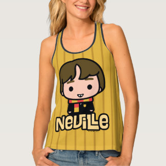 Camiseta De Tirantes Arte del personaje de dibujos animados de Neville