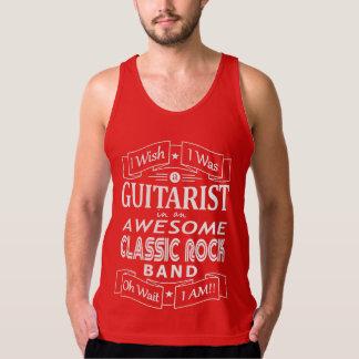 Camiseta De Tirantes Banda de rock clásica impresionante del