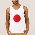 Camiseta De Tirantes Bandera de Japón