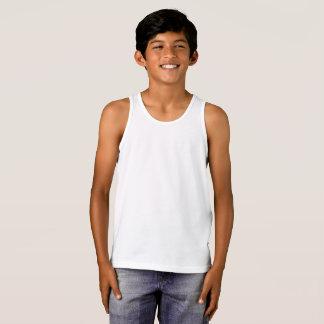 Camiseta De Tirantes Bella de los muchachos+Camisetas sin mangas del