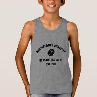 Camiseta De Tirantes Bella de los niños+Camisetas sin mangas retras