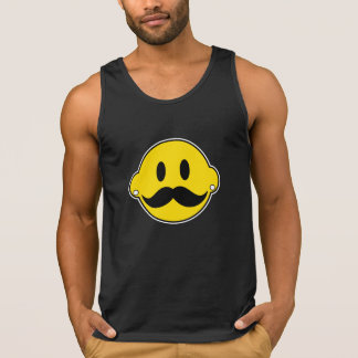Camiseta De Tirantes Cara feliz del inconformista