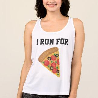 Camiseta De Tirantes Corro para la pizza