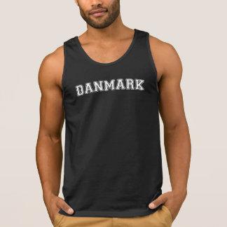Camiseta De Tirantes Danmark