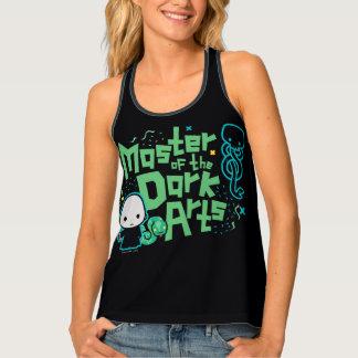 Camiseta De Tirantes Dibujo animado Voldemort - amo de los artes