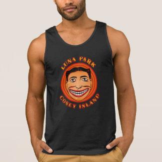 Camiseta De Tirantes diseño de Coney Island Luna Park de los años 40
