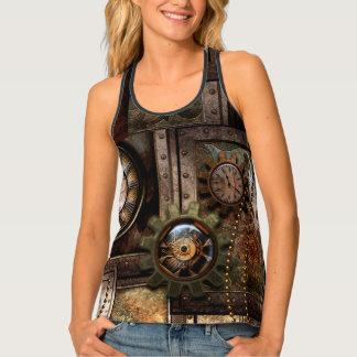 Camiseta De Tirantes Diseño maravilloso del steampunk