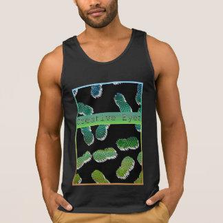 Camiseta De Tirantes El tanque creativo de la piña de Eyez