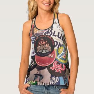 Camiseta De Tirantes El tanque de la colección del práctico de costa