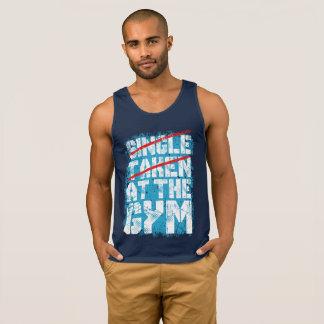 Camiseta De Tirantes Escoja tomado en el GIMNASIO - TeePirate