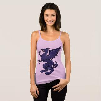 Camiseta De Tirantes Escudo del grifo