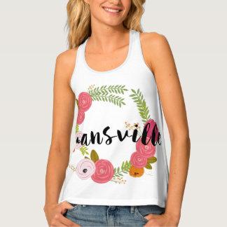 Camiseta De Tirantes Evansville, Indiana