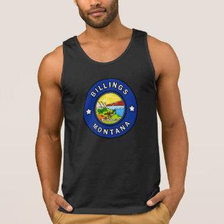 Camiseta De Tirantes Facturaciones Montana