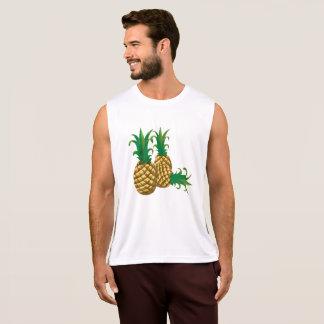 Camiseta De Tirantes fruta de tres piñas