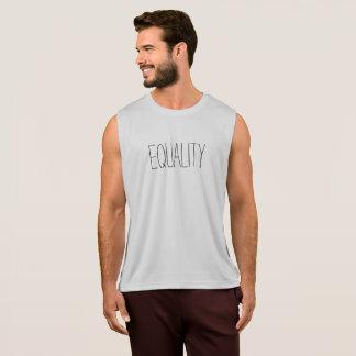Camiseta De Tirantes Igualdad