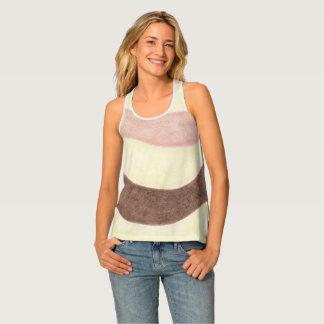 Camiseta De Tirantes Impresión napolitana