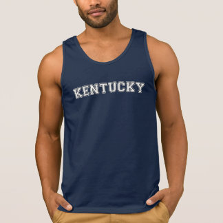 Camiseta De Tirantes Kentucky