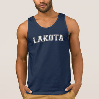 Camiseta De Tirantes Lakota