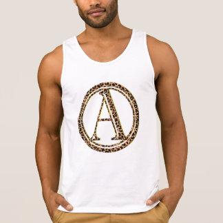 Camiseta De Tirantes leopardo A