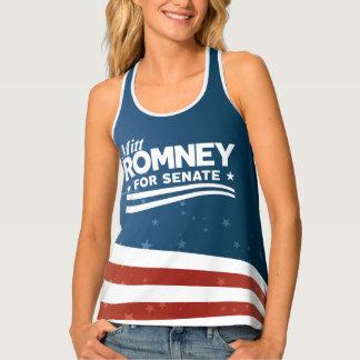 Camiseta De Tirantes Mitt Romney 2018