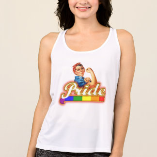 Camiseta De Tirantes Orgullo gay podemos hacerlo con orgullo