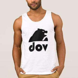 Camiseta De Tirantes Oso hebreo (de Dov)