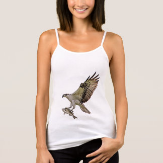 Camiseta De Tirantes Osprey con un pescado