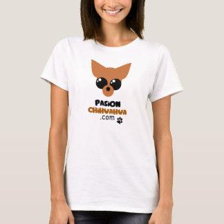Camiseta de tirantes para chica de Pasión Chihuahu