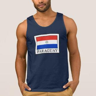 Camiseta De Tirantes Paraguay