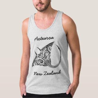 Camiseta De Tirantes Pastinaca de Aotearoa Nueva Zelanda