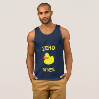 Camiseta De Tirantes Patos cero divertidos dados