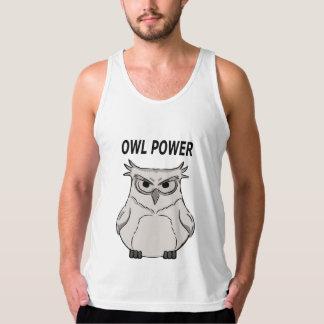Camiseta De Tirantes poder del búho