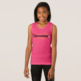 Camiseta De Tirantes PrincessBurgh
