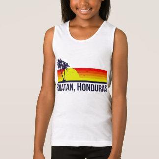 Camiseta De Tirantes Roatan Honduras