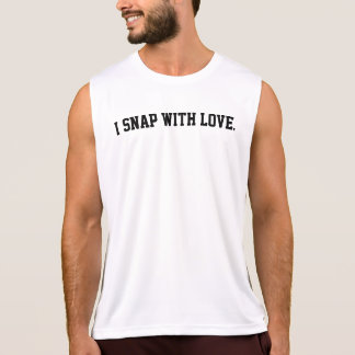 Camiseta De Tirantes Rompo con amor
