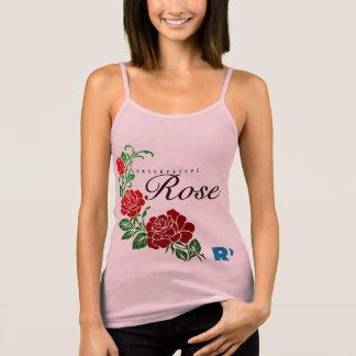 Camiseta De Tirantes Rosa color de rosa conservador