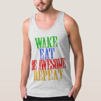 Camiseta De Tirantes ¡Sea impresionante!