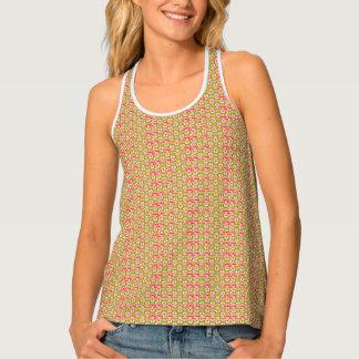 Camiseta De Tirantes Spring_Meadow_Abstract_Fun_Everyday