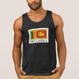 Camiseta De Tirantes Sri Lanka