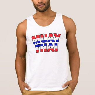 Camiseta De Tirantes Tailandés de Muay