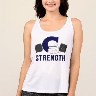 Camiseta De Tirantes Tanque de la balanza de las mujeres de la G-Fuerza