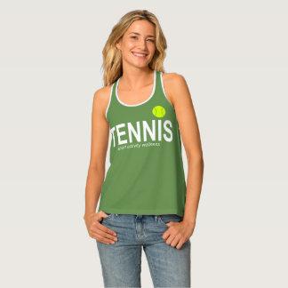 Camiseta De Tirantes Tenis