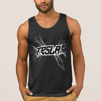Camiseta De Tirantes Tesla