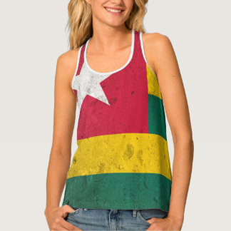 Camiseta De Tirantes Togo