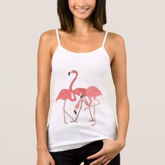 Camiseta De Tirantes Trío del flamenco
