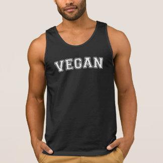 Camiseta De Tirantes Vegano